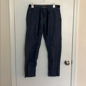 Tommy Hilfiger chambray pants